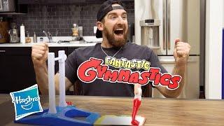 Fantastic Gymnastics: 'Ultimate Flipping!' Official TV Commercial - Hasbro Gaming