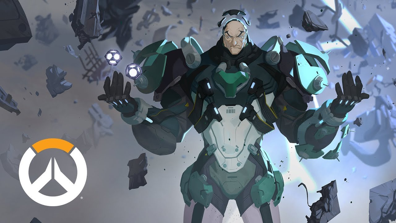 [NEW HERO – COMING SOON] Sigma Origin Story | Overwatch