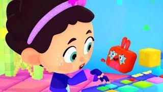 Дитячі пісеньки - Мульт: Четверо в кубі - Мрій / Нові мультики для дітей (Пісні з мультфільмів)