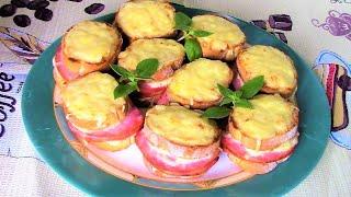 Сэндвичи Крок месье - простой и вкусный рецепт бутербродов с ветчиной, сыром и c Бешамелем.