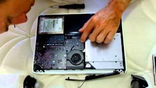 My Super A1342 2.26Ghz MacBook FULL Overhaul