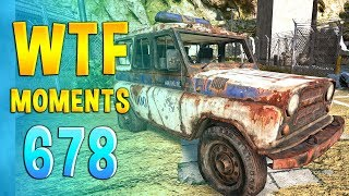 PUBG WTF Funny Daily Moments Highlights Ep 678