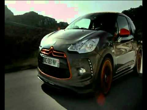 Citroën DS3 Racing 200hp limited edition 2011 Sexy Commercial - Carjam Car Radio Show