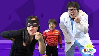 halloween songs for children are you scared trick or tricking at haunted house