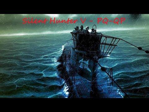 Silent Hunter 5 Battle Of The Atlantic: часть 94 - PQ-QP