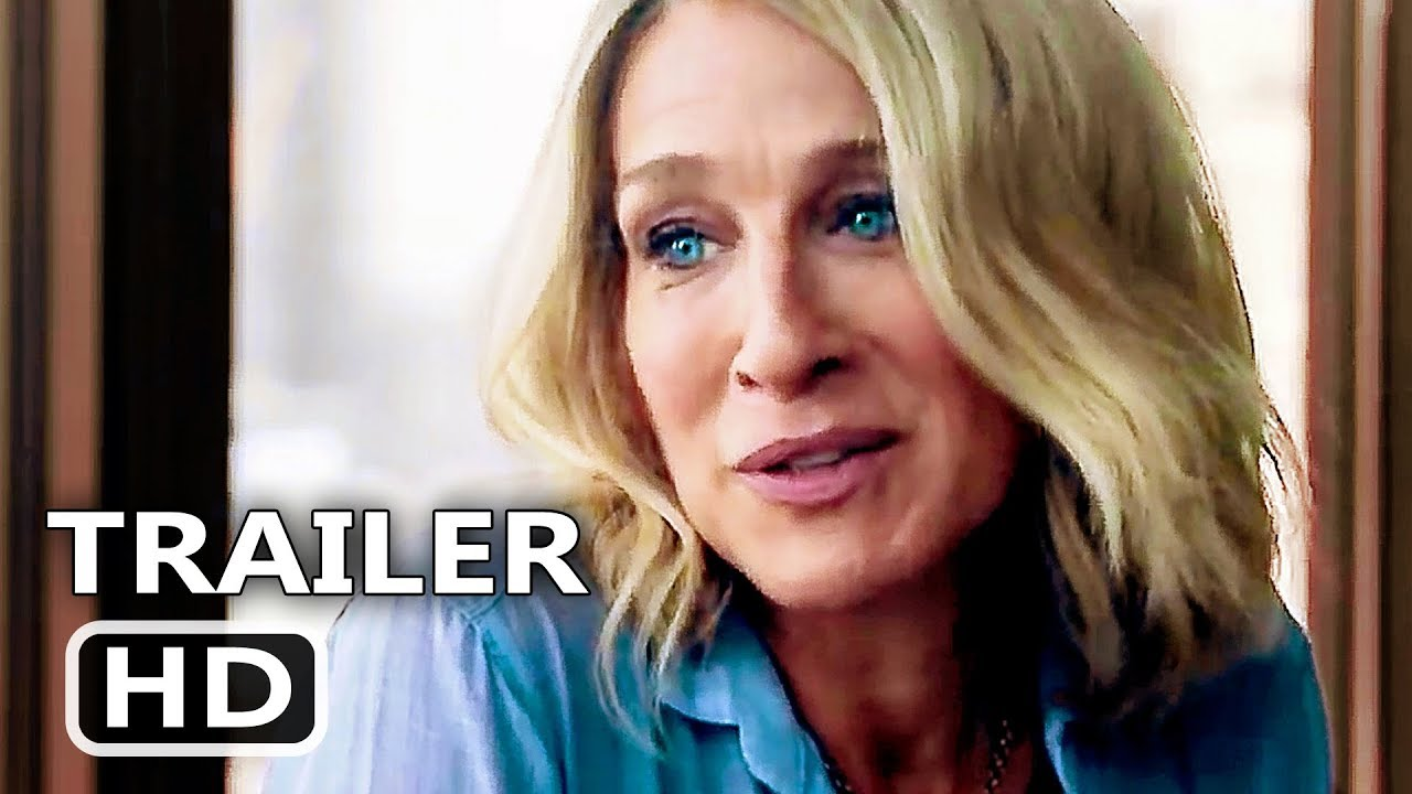 The first trailer for Sarah Jessica Parker's new show is finally here