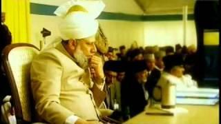 (Urdu Nazm) Atta-e-Khaas Sey Hum Ko Mili Na'mat Khilafat Ki - Islam Ahmadiyya