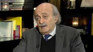 حوار مع رئيس الحزب التقدمي الاشتراكي في لبنان وليد جنبلاط