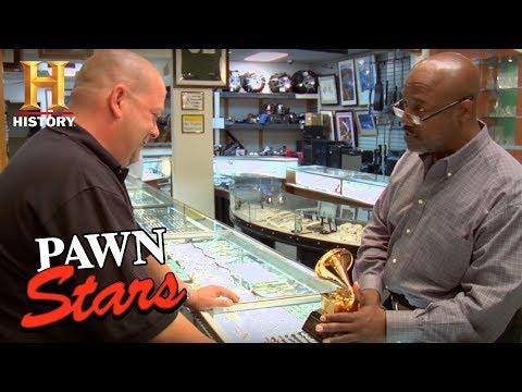 Pawn Stars: Ronald Dunbar