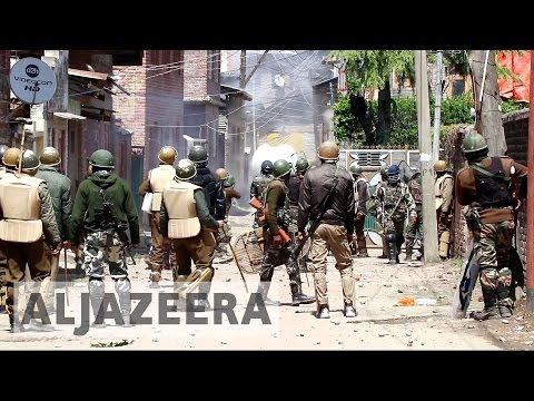 Kashmir: Police kill civilians in by-election clashes