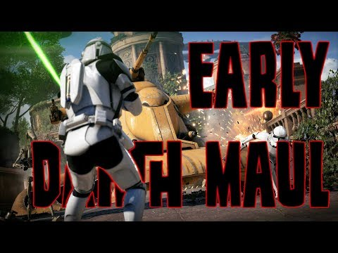 Battlefront II Full Match (Uncut)