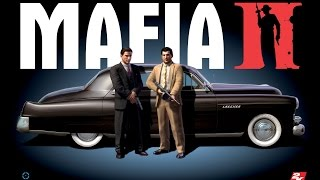 Mafia II 2 Open World Game/ free roam/ Fun messaround, Explore (Radeon R7 M265)