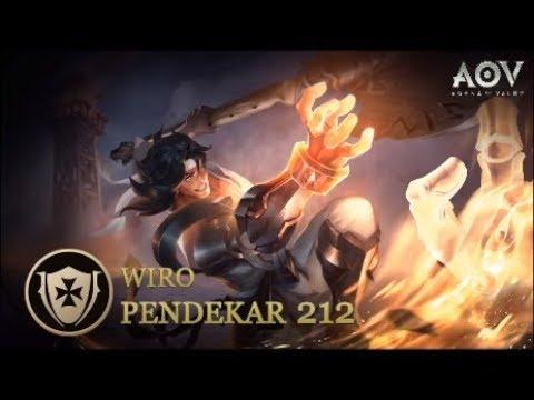 Wiro Sableng Hero Spotlight Garena Aov Arena Of Valor