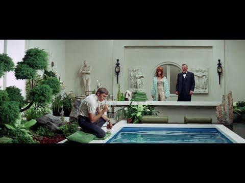 """In Like Flint"" - Flint (James Coburn) talks dolphin! Mp3"