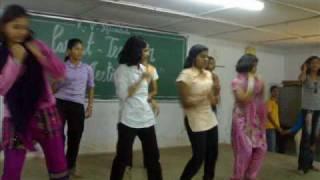 KENDRIYA VIDYALAYA KIRANDUL CLASS Xth GET TOGETHER