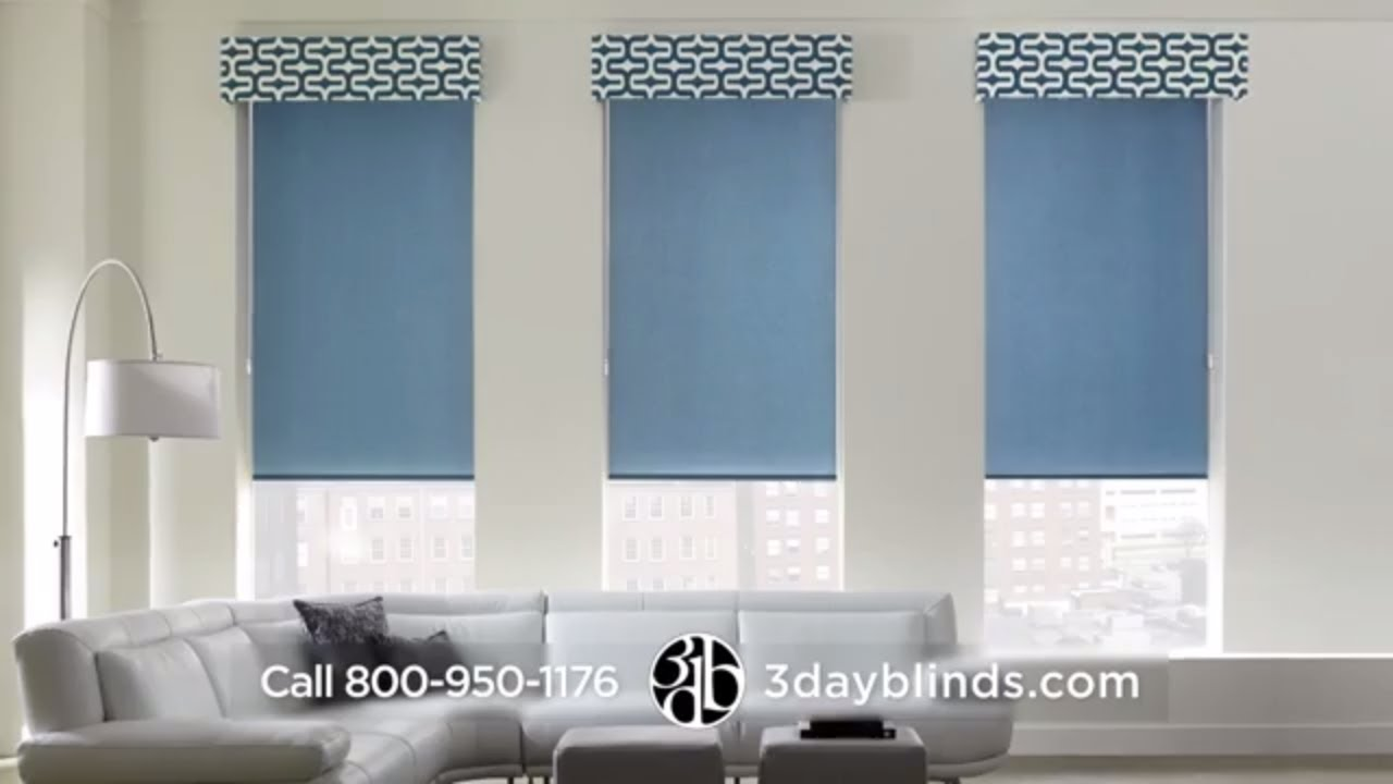 3 Day Blinds, We Bring The Showroom To You!