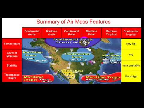 Meteorology for professional pilots - NEW SERIES Video 10