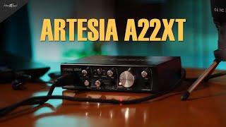 Soundcard 2 Channel Banyak Fitur!! - Artesia A22XT [] Review & Test Suara