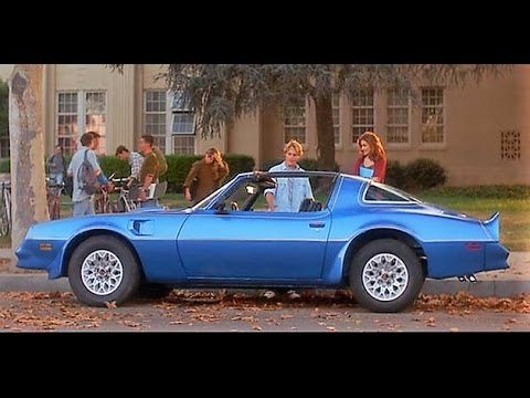 78 Firebird Trans Am In Sleepwalkers Youtube