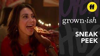 grown-ish | Season 2, Episode 5 | Sneak Peek: What That Mouth Do | Freeform