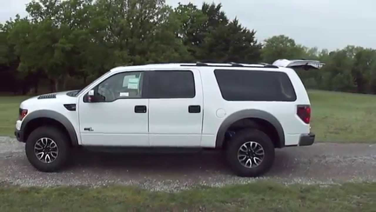 Ford Raptor Suv Ii Cabt Youtube