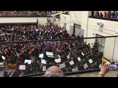 Evening With Strings 04/18/17 - Nimitz Middle School - Bohemian Rhapsody