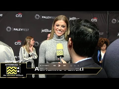 Adrianne Palicki talks fighting Charlize Theron, karaoke on The Orville and GI Joe.