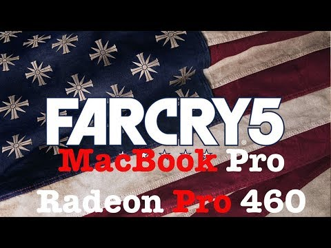 Far Cry 5 MacBook Pro Gameplay