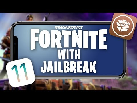 iOS 11 Jailbreak Detection Bypass to Launch Fortnite (Temporary Cydia Fix)
