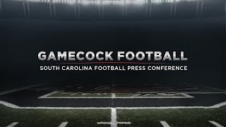 Weekly Football Press Conferences - 11/10/15
