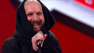 "Alberto Nemo: ""Amore che vieni, amore che vai"" - Blind Audition - The Voice of Italy 2019"