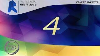 Curso Básico Revit 2016 Parte 4 - Tutorial Para Principiantes - En Español
