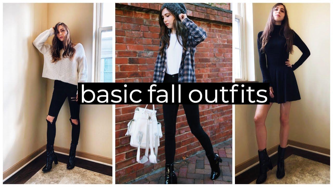 FALL LOOKBOOK 2018   autumn outfit ideas 4
