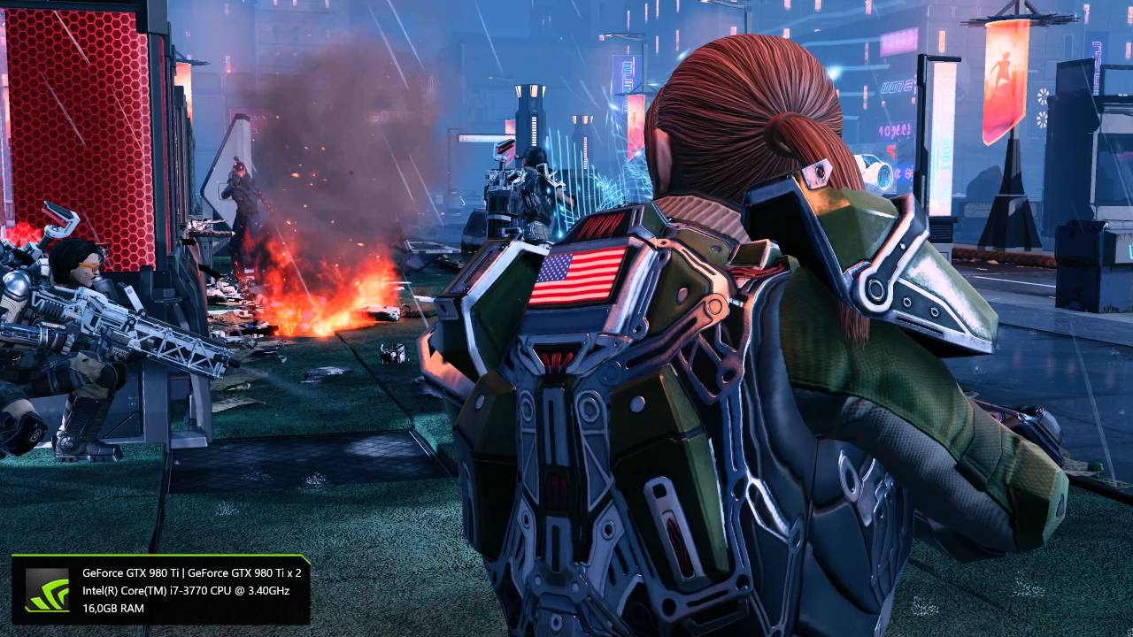 Xcom 2 4k Footage Maximum Settings