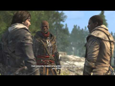 Assassins Creed Rogue Walkthrough Part 2 - North Atlantic