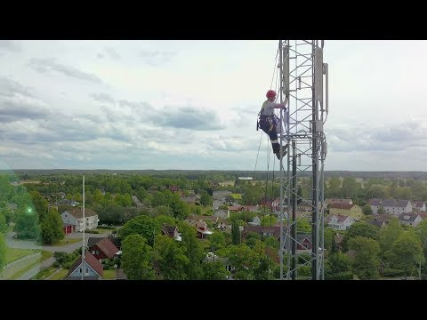 Radio, Cellular, And Tower Equipment Installer, Repairer, And Mechanic Career Video