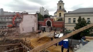 Покровский монастырь Москва(, 2016-08-08T20:16:31.000Z)