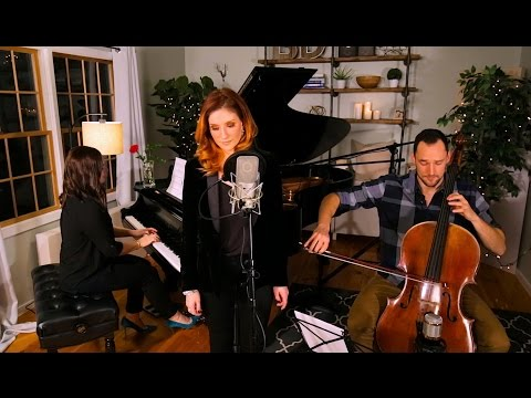 Beauty and the Beast  Anneliese van der Pol with Brooklyn Duo