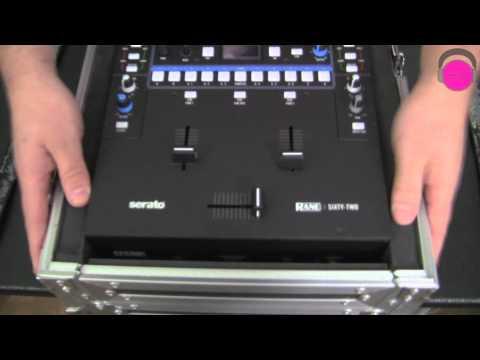 RANE Sixty-Two Mixer Case | ODYSSEY FZ10MIX | Agiprodj.com