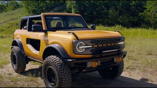 2021 Ford Bronco: Reveal — Cars.com
