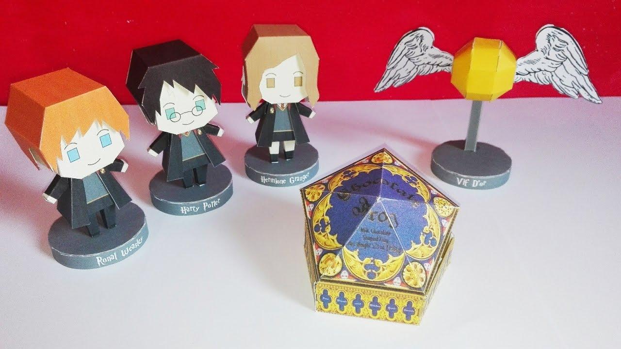 3 Diy Harry Potter Collaboration Avec Creation Jade B