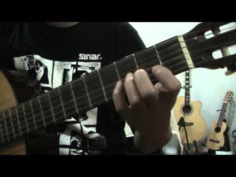 guitar study 10 ฝึกจับคอร์ดทาบและการเปลี่ยนคอร์ด