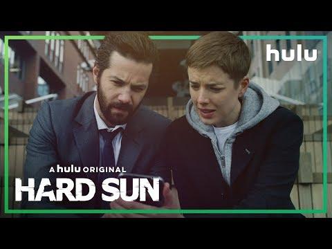 First Look: HARD SUN (Season 1 - Hulu)