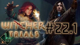 gwent one last bit of magic the witcher trials ep22 pt1