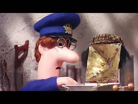 Postman Pat | Ice Cream Machine | Full Episodes | Cartoons For Kids | Kids Movies