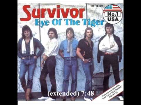 Eye of the Tiger (extended) - Survivor