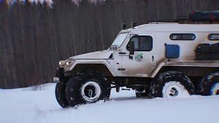 «Война на снежном бездорожье». Военная приемка