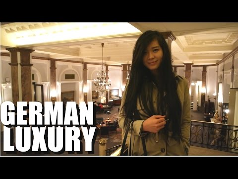 BEST GERMANY HOTEL? Luxury in Hamburg