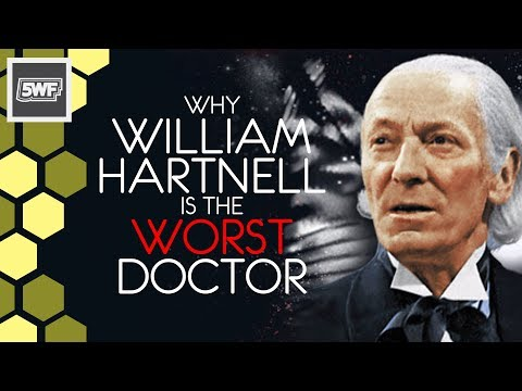 Why William Hartnell is the Worst Doctor