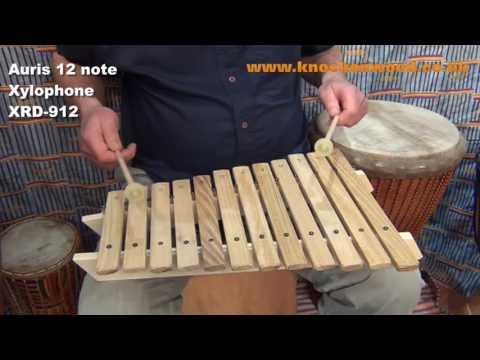auris 12 note xylophone XRD912